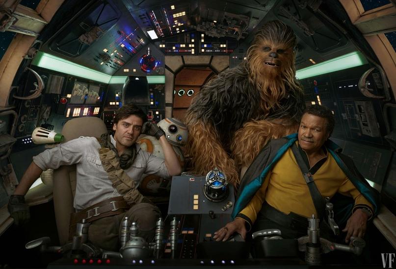 «Звездные войны: Скайуокер. Восход»: финальный предпросмотр III