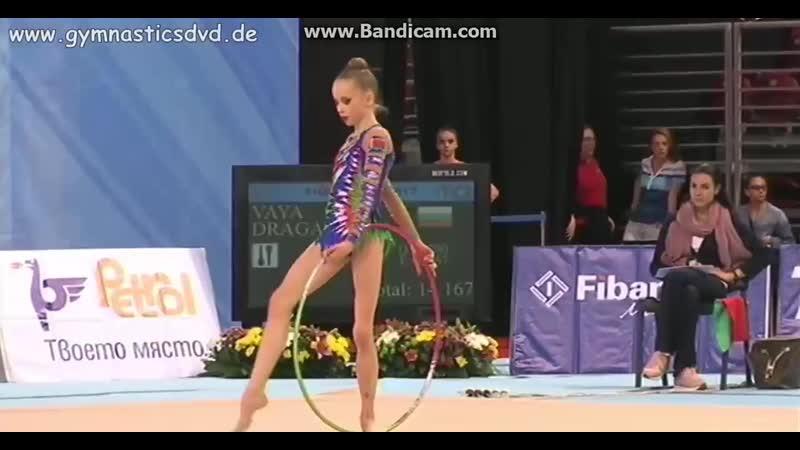 Яна Стрига обруч Sophia Cup 2017