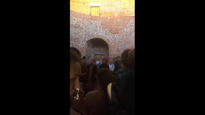 Ночь музеев Акустика Пороховой