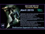 Abril 2018 Dj Manuel Rios