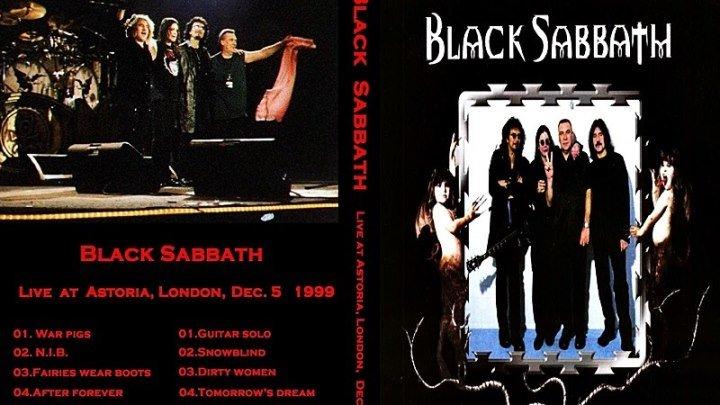 Black Sabbath The Last Supper (1999)