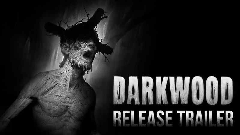Darkwood Official Release Gameplay Trailer