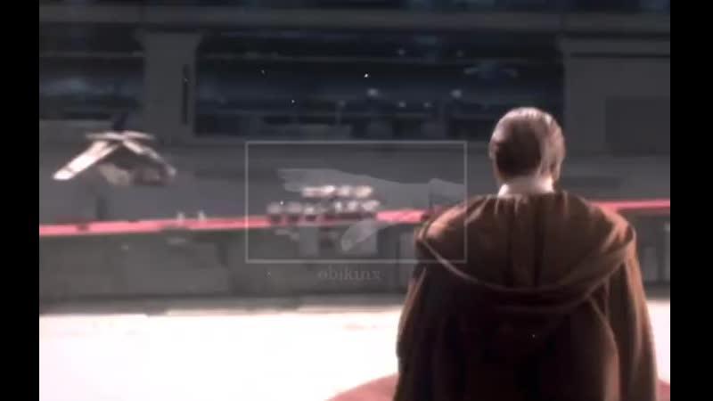Star wars vine anakin skywalker obi wan kenobi