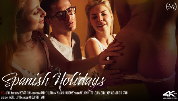 SexArt - Spanish Holidays
