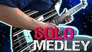 Avenged Sevenfold - SOLO MEDLEY 20 000 Subscriber Special