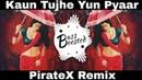MS Dhoni Kaun tujhe PirateX Remix