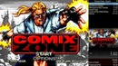 ANseal's KOplay Comix Zone: Any% speedrun in 10:13