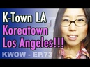 K-Town LA What to do in Koreatown Los Angeles! KWOW 73