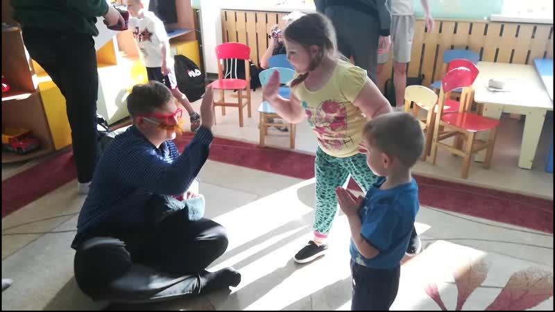 Дети наше всёСКВ Инсайт в Социально-реабилитационном центре для несовершеннолетних Луч
