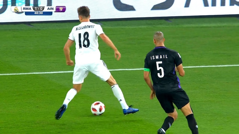 This is why Real Madrid shouldn't sell Marcos Llorente!