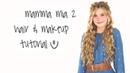 Mamma Mia 2 Makeup Hair Tutorial!!