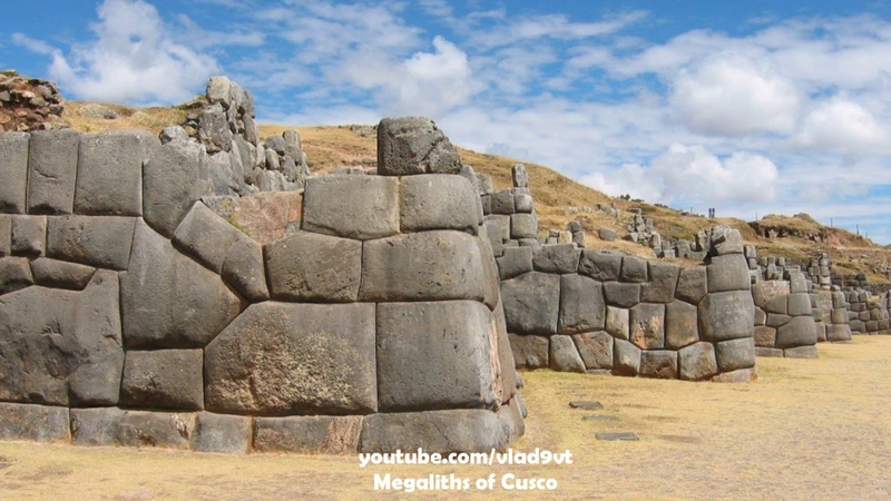 Megaliths of Cusco