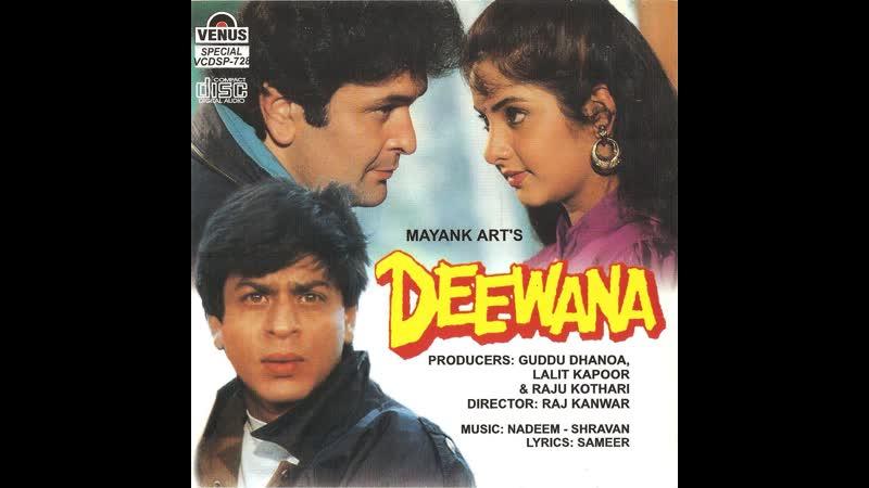 Deewana.1992.WEBHD.AVC
