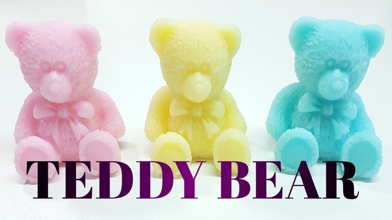 How To Jelly I How to make Teddy Bear Jelly Fancy