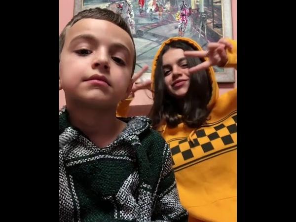 Anahit Adamyan and Borya - Незабудка (cover) (part 2)
