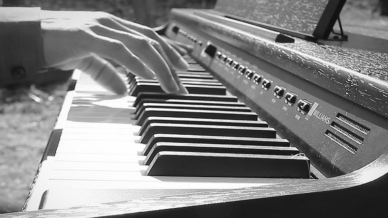 "Michael Ortega - ""Miss You (Sad Piano Song)"