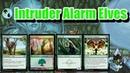 Intruder Alarm Elves Modern