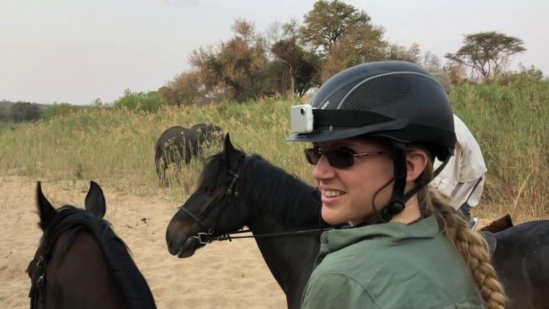 South African Big Five Horse Safari 2018 at Wait A Little