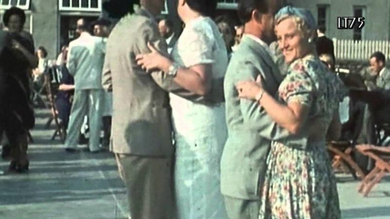 Alo Ahe 3 Glahe mit seinem Harmonika Tanzorchester 1940