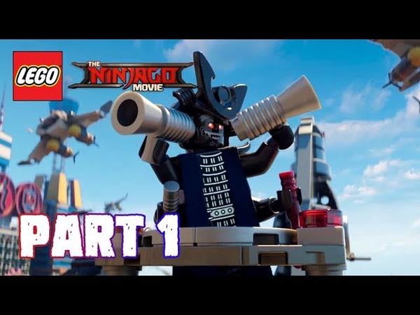 Saatnya Beraksi NINJA - The LEGO Ninjago Movie Video Game