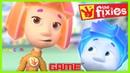 Fixies Evde Saklambaç oyunları çizgifilm Tadında Yeni Oyun