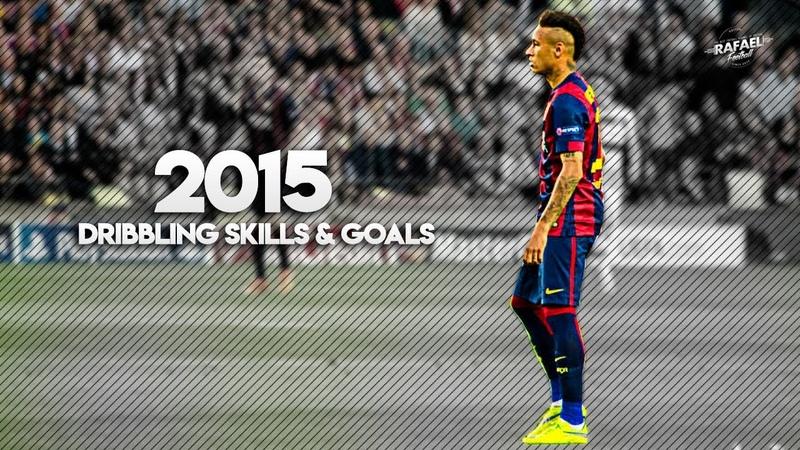 Neymar Jr 20142015 - Dribbling Skills , Runs Goals - HD