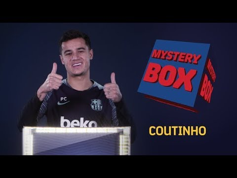 MYSTERY BOX | Philippe Coutinho