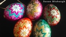 DIY Egg Art Tutorial - How to Use Alcohol Inks on Eggs