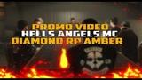Promo Hells Angels Original 1 Moto Club Amber GreenReturn v1.0
