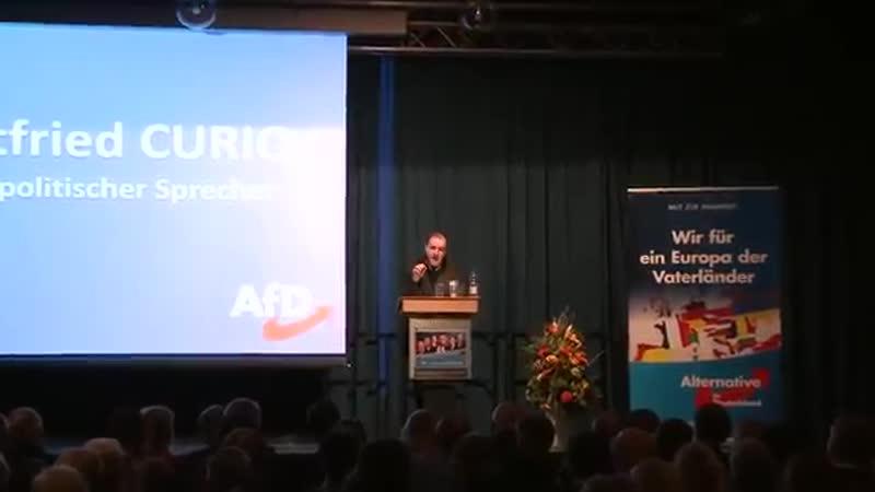 Deutschland am Scheideweg - Dr- Gottfried Curio