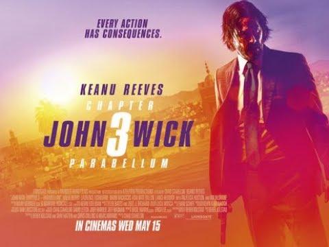 John Wick 3 Parabellum Chapter 2019 film fragmanı türkçe altyazılı dublaj izle1