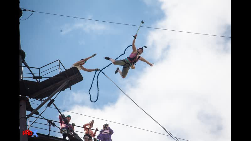 Alena M. AT53 ProX74 Rope Jumping Chelyabinsk 2019 1 jump