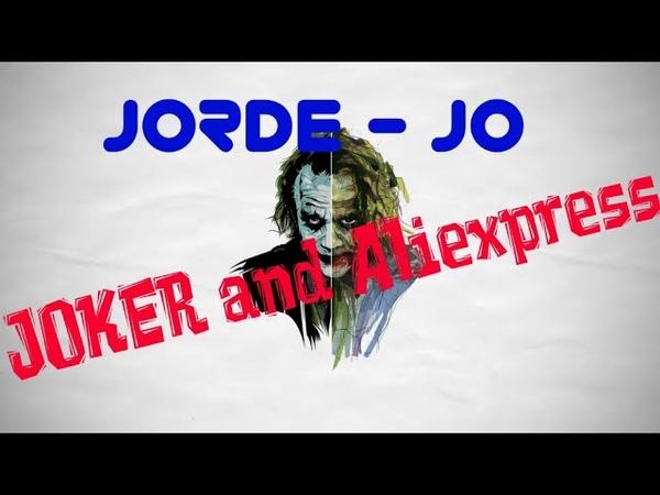 Обзор фигурки DC комикс(Joker с Алиэкспрэсс). Stop - Motion