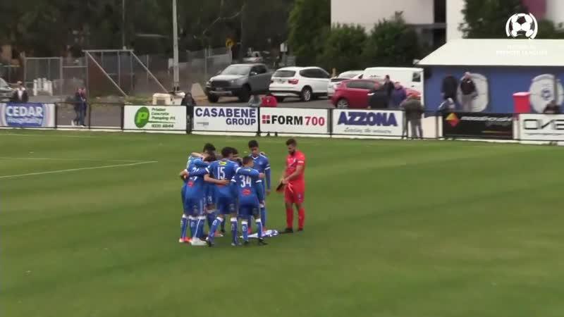 NPL Victoria U20 Round 11, Avondale FC vs Altona Magic
