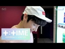 T TIME Yummy drink bought by Maknae TXT 투모로우바이투게더