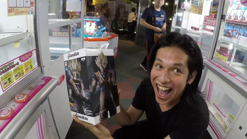 Como Ganar una figura en Japon- Sega Tower Akihabara