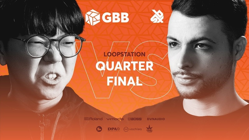 SO-SO vs BEATNESS | Grand Beatbox Battle 2019 | LOOPSTATION 14 Final