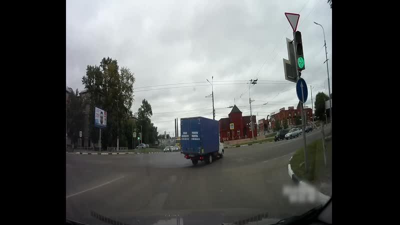 ДТП на Циолковского