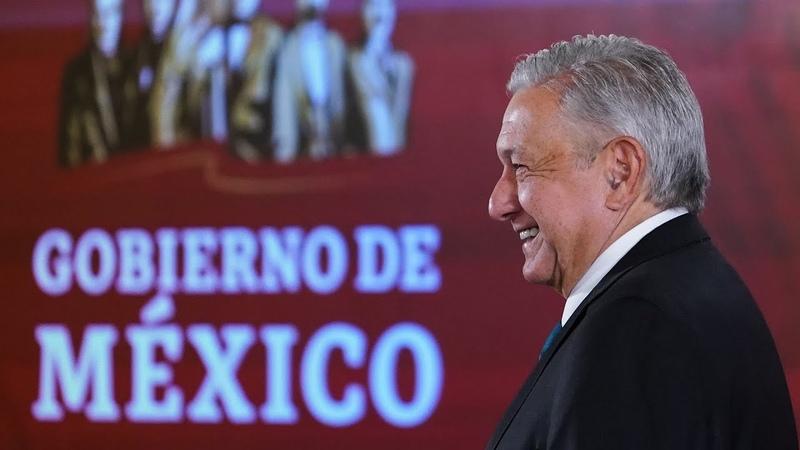 Aplicación de la ley en derrame de Guaymas Sonora. Conferencia presidente AMLO