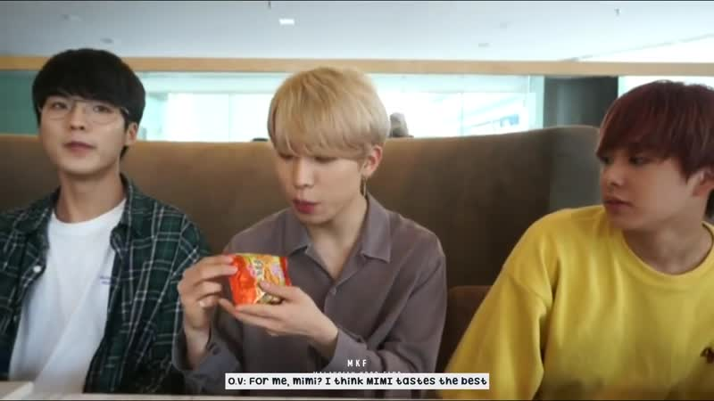 [EXCLUSIVE] 190329 D-CRUNCH chose their favourite Malaysian snack
