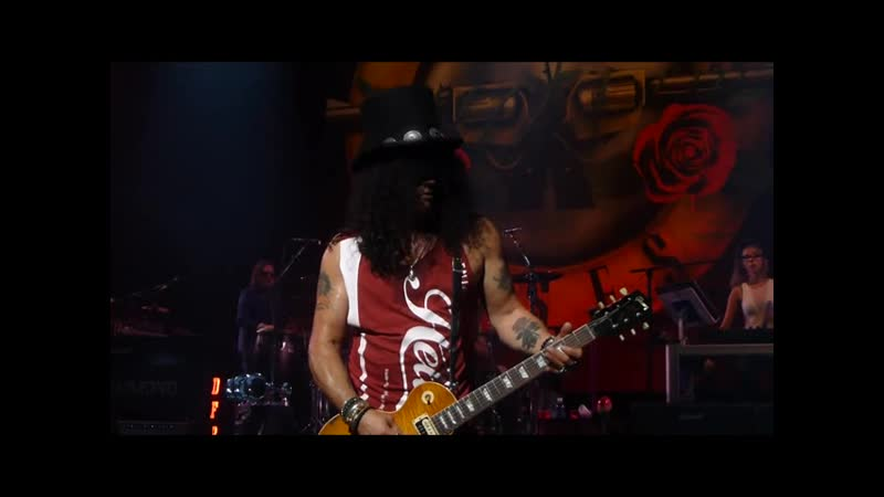 Guns N' Roses Welcome To The Jungle Apollo Theater 07 20 17