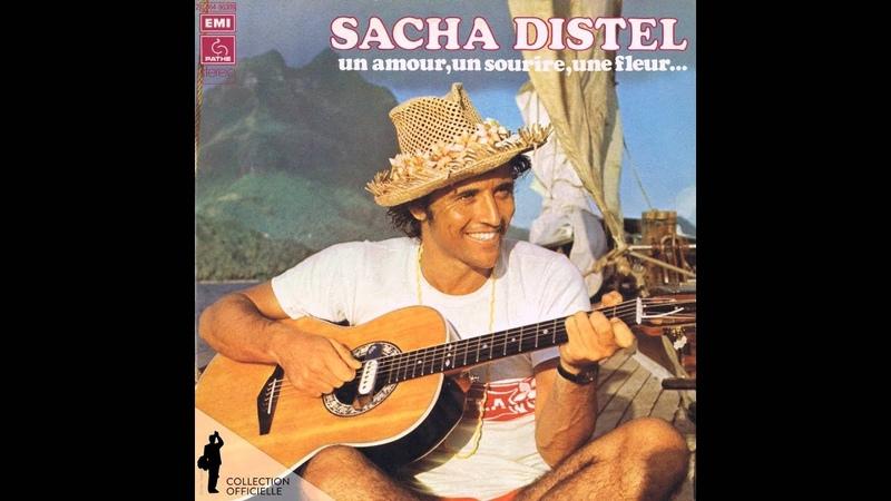 Sacha Distel - Quand tu m'as parlé (Insensatez)