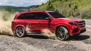 ПЕРВЫЙ ТЕСТ! GLS 2020 и НОВЫЙ MB GLB! BMW X7 будет непросто. Обзор. Mercedes-Benz. AMG. 580 400d.