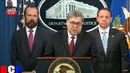 AG BILL BARR TRUMP IS THE MOST TRANSPARENT POTUS EVER NEWS CONFERENCE HIGHLIGHTS ANALYSIS