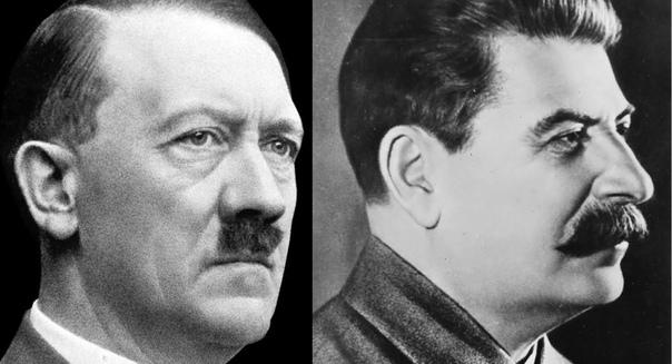 Гитлер и Сталин: сходства и различия