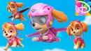 Щенячий патруль все серии подряд Игрушки Скай новые серии Сборник мультики для детей 2017