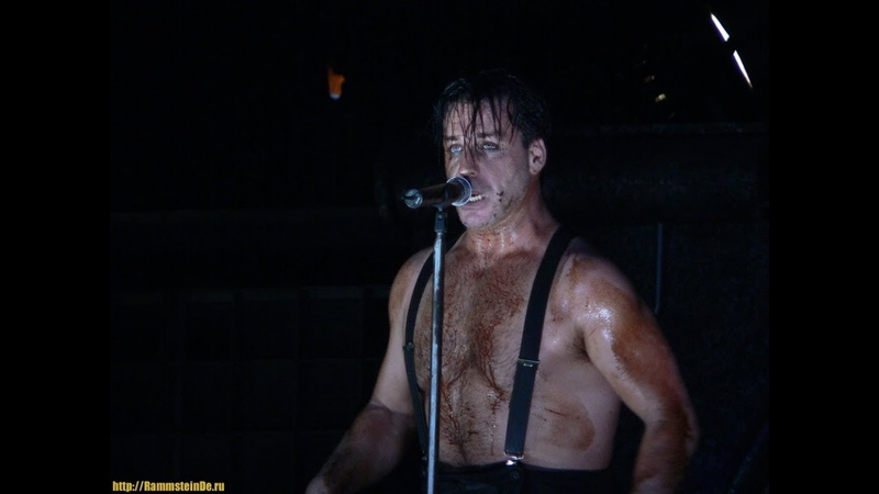 Rammstein Morgenstern live from Volkerball