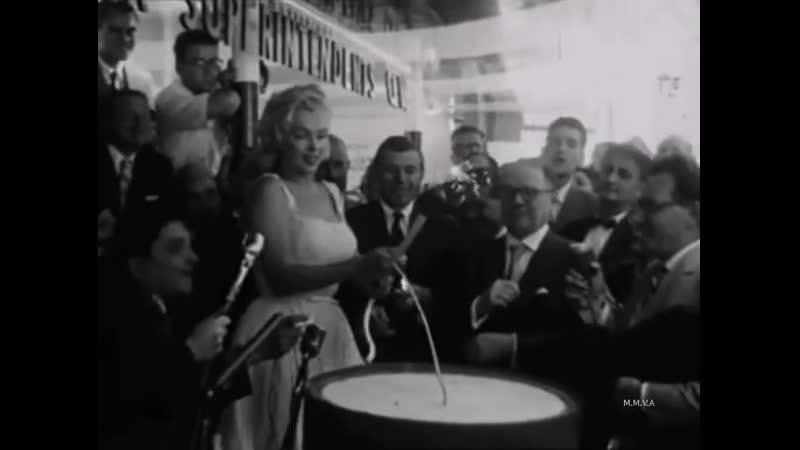Монро 1957
