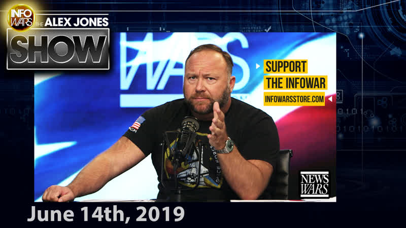 Full Show - Facebook Says They're Watching Users In Their Homes Tanker Attack False Flag - 06142019