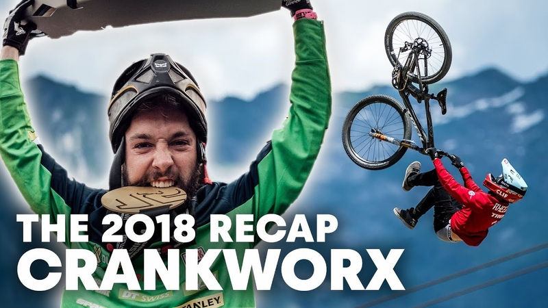 Was This The Best Slopestyle Season Ever | Crankworx 2018 Highlights